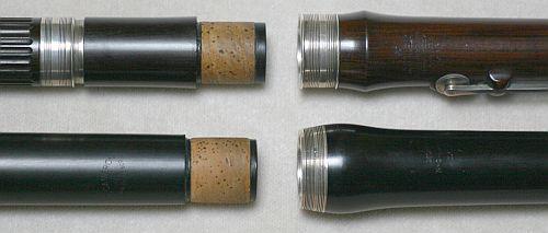 Monzani's flutes