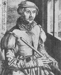 Heinrich Hondius, 16C, from the Goldberg collection