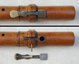 Baroque flutes