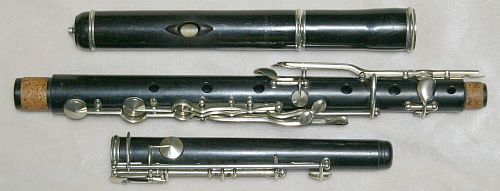The 19th Century Simple System Flute I
